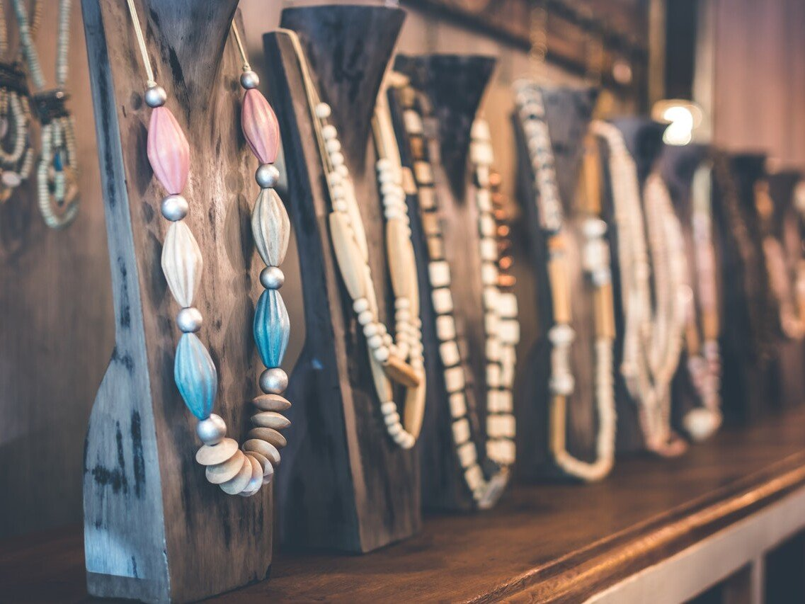 Sell crafts, jewelry